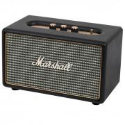 Marshall Lifestyle Acton Black portable speaker zwart