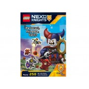 LAS-801 Carte cu stickere LEGO NEXO KNIGHTS