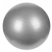 Babytintin Lifestyle Anti Burst Fitness 75 CM Gym Ball Yoga Ball For Home, Office, Gym (Silver)