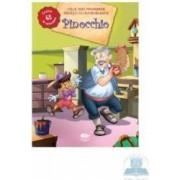 Pinocchio - Cele mai frumoase povesti cu autocolante