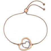 Hot Diamonds Brățară din argint Inimă Adorable Encased DL575