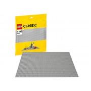 10701 Placa de baza gri LEGO