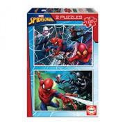 Puzzle Spider-Man, 2x100 piese
