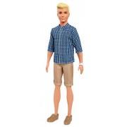 Barbie Ken Fashionistas Preppy Check Doll