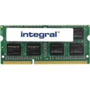 Memorie Laptop Integral SODIMM, DDR3, 1x8GB, 1066 MHz, CL7