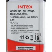 INTEX Aqua 4.5E BR 1665 BO 1600 mAh 3.8V