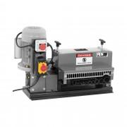 Spelacavi elettrica professionale - 750 W - 11 inserti