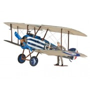 RCS Toys Revell 64747 Sopwith F.1 Camel Assembly Model Set 1:28 Scale