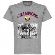 Retake Qatar 2019 Celebration T-Shirt - Grijs - XXL