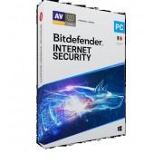 Bitdefender Internet Security 2021 - Licenta retail, valabila pentru 1 an, 5 dispozitive, new