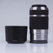 Sony SEL55210 55-210mm F4.5-6.3mm Objectif - Argent