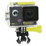 Camera video pentru sportivi Discovery Adventures 8785103, 4K, 170 grade, WiFi