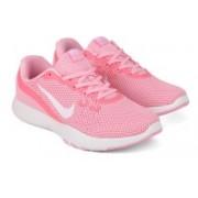 Nike NIKE FLEX TRAINER 7 Training & Gym Shoes For Women(Pink)