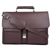P & Y Fashion Fashion Brown Messenger Bag.