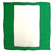 "Blank 18"" Card Silk."