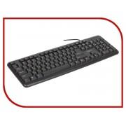 Клавиатура Gembird KB-8320-BL PS/2