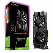 VGA EVGA GTX 1660 XC Ultra GAMING, nVidia GeForce GTX 1660, 6GB, do 1845MHz, 36mj (06G-P4-1167-KR)