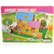 3D Puzzle for Kids
