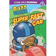 Buzz Beaker and the Super Fast Car, Paperback/Cari Meister