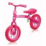 Bicicleta fara Pedale E-Z Rider 10 Bubble Pink