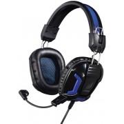 Casti Stereo Hama uRage SoundZ Essential Gaming (Negru/Albastru)