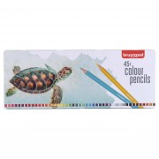 Bruynzeel Kleurpotloden 45 Stuk Schildpad