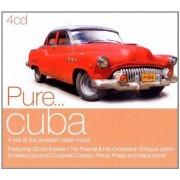 Feat:Glaria Estefan,Tito Puente,Enrique Jorrin,Enersto Lecuona,Conjunto Casino,Perez Prado etc - Pure....cuba (4CD)