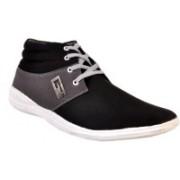 Shoe Sense Canvas Shoes For Men(Grey)