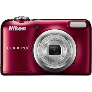 Nikon Coolpix A10 Kit, rot