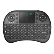 Mini tastatura Bluetooth cu touchpad pentru Smart TV PS3 PC Android Linux Rii i8