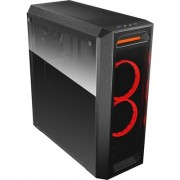 Chassis COUGAR MX350, Middle Tower, Mini-ITX/Micro ATX/ATX, Dimension (WxHxD) 195 x 473 x 427 (mm), I/O Panel USB2.0 x 1 / USB3.
