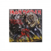 Warner Music Iron Maiden - The Number Of The Beast (Remastered)