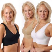 """Select Woman BH """"Triple"""", 3-pack"""