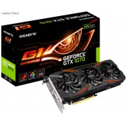 Gigabyte Nvidia Geforce GTX 1070 G1 Gaming 8192Mb Graphics Card