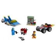 Lego Atelierul €Žconstruieè™Te Åÿi Reparäƒ!€ Al Lui Emmet È™I Benny