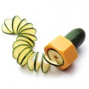 Monkey Business Cucumbo Spiral Slicer - Green