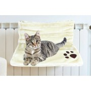 URBANESSENTIALS LTD £6.99 instead of £22.50 (from Online Shoppe) for a cat fleece radiator bed - choose your colour and save 69%