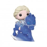 Funko POP Ride: Frozen 2 - Elsa Riding Nokk