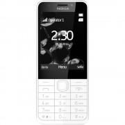 Nokia 230 Dual SIM mobilni telefon Srebrna