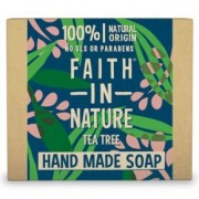 Faith in Nature Bio teafa szappan - 100g