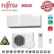 Fujitsu Climatizzatore Condizionatore Fujitsu Inverter Serie Kg Asyg09kgta 9000 Btu R-32 Classe A+++ Con Sensore Di Movimento – New 2018