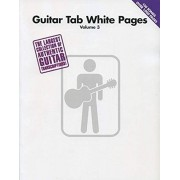 Guitar Tab White Pages Volume 3, Paperback/Hal Leonard Corp