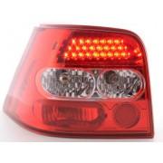 FK-Automotive fanale posteriore a LED per VW Golf 4 (tipo 1J) anno di costr. 98-02, chiaro/rosso