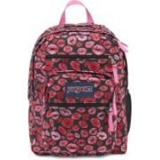 JanSport Big Student 34 L Backpack(Red, Black)