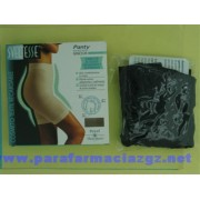 SVELTESSE PANTY NEGRO S-M 308615 SVELTESSE PANTY - (NEGRO S/M )