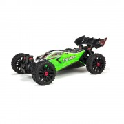Arrma 1/8 Typhon Mega 4WD RTR zöld/fekete