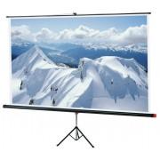 Ecran de proiectie Sopar Junior SP1180 tripod 180x180 cm 16:9 White