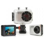 GoXtreme Explorer Full HD Action Camera Srebrny