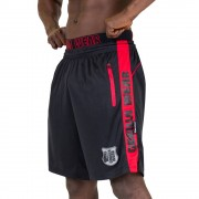 Gorilla Wear Shelby Shorts - Black/Red - XXL
