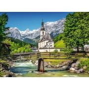 Puzzle Ravensburger - Ramsau Bavaria, 300 Piese